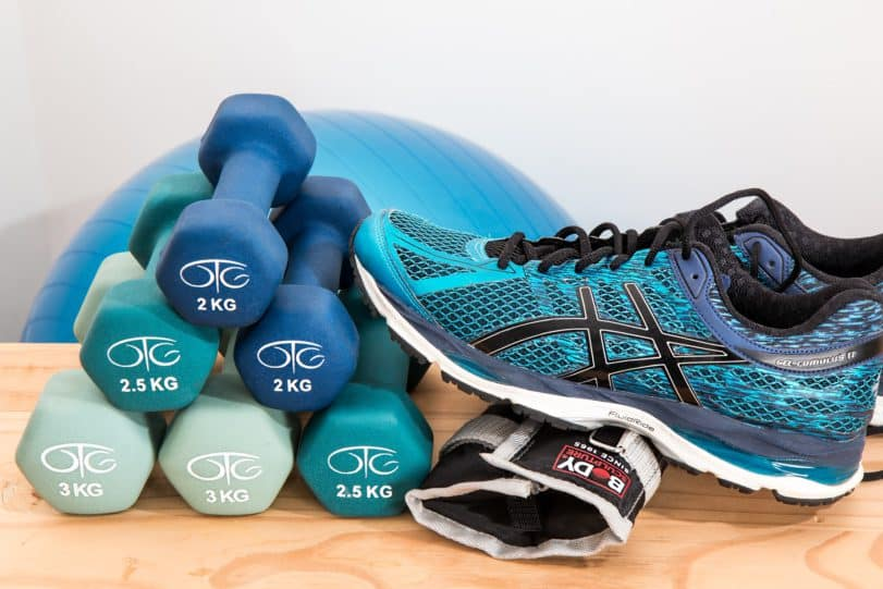 Cardiovascular exercises for the elderly
