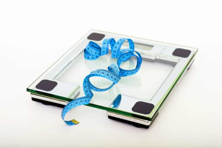 fix your diet to lose middle age spread