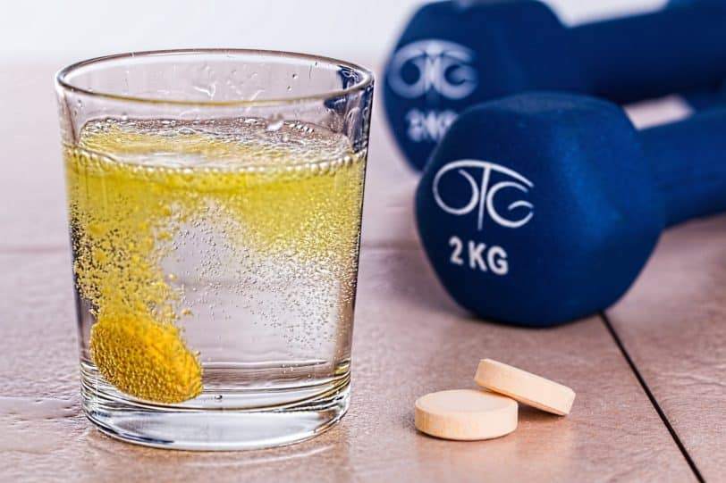 The best workout supplements for older men