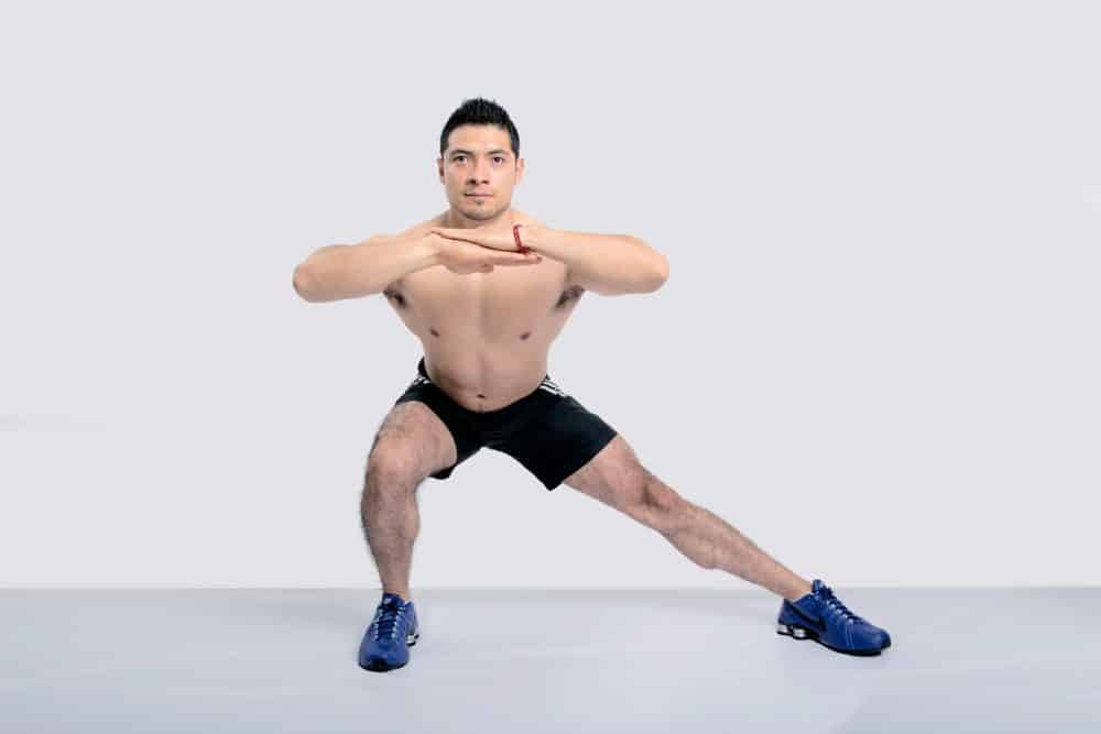 active mobility lunge