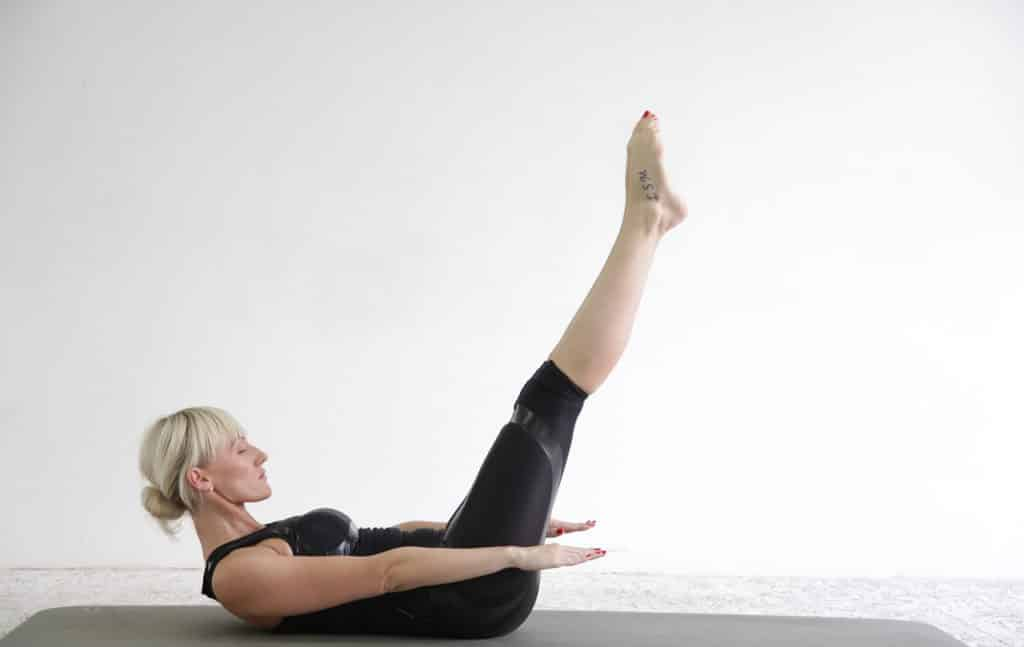 pilates exercises for seniors and the elderly