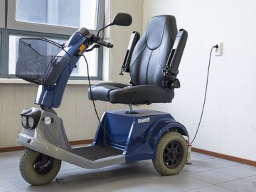 Best Electric Motorized Scooters for seniors and elderly