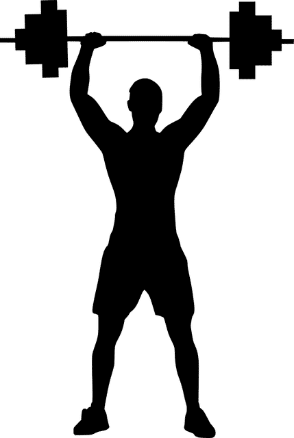 Shoulder press (for seniors)