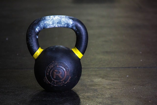 kettlebells are compact exercise equipment