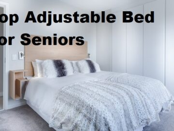 Top Adjustable Bed For Seniors