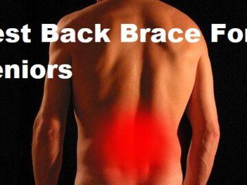 best back brace for seniors