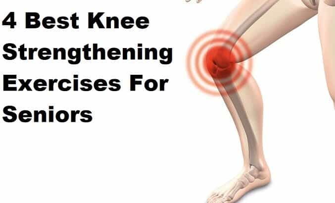 knee strengthening exercises seniors
