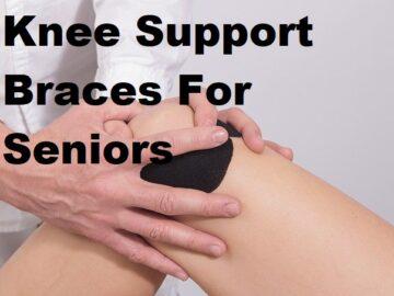 knee support braces for seniors