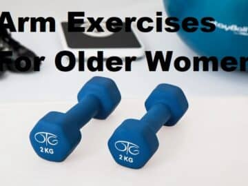 arm exercises for older women