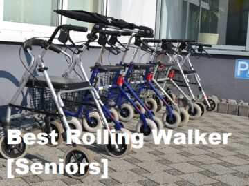 best rolling walker for seniors